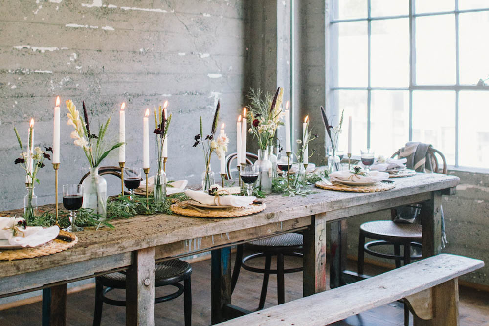 Winter Wedding Inspiratie